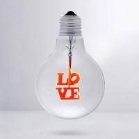 LOVE Re - DS Light Bulb