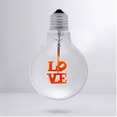 LOVE Re - DS Light Bulb