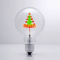 Merry Christmas - DS Light Bulb