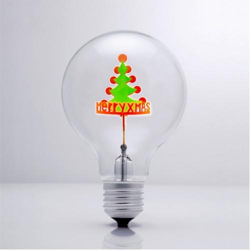 Merry Christmas - DS Light Bulb