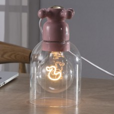 X-Tap Lamp with Duck Re LED Bulb