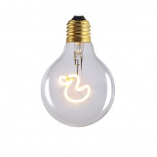 Duck Re LED Filament Light Bulb