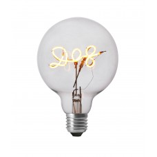 Dog LED Filament Light Bulb