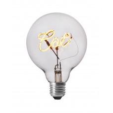Cat LED Filament Light Bulb