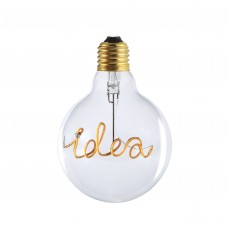 Idea Re LED Filament Light Bulb