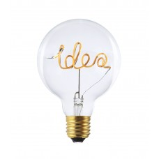 Idea LED Filament Light Bulb