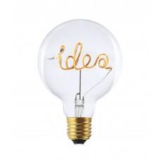 Idea LED Filament Light Bulb
